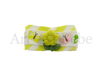 Bebe Barrette - Yellow Spring