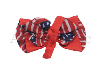 Boutique Barrette - Flag Day