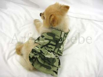 Camo Harness Light
