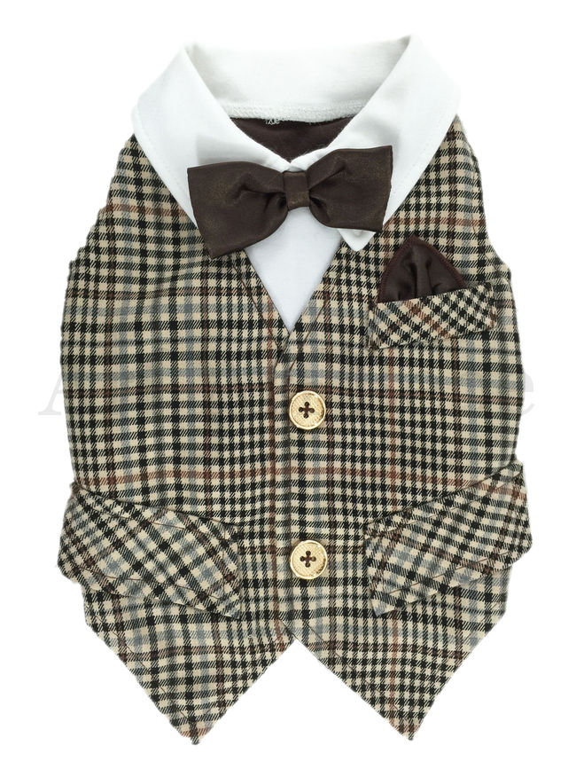 Country Squire Vest